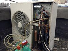 空调制冷不制热维修