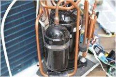 空调压缩机常见故障及维修方法