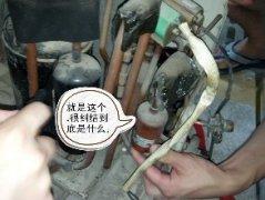 格力KFD-25G型空调器四通阀故障维修