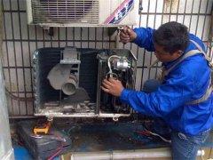 格力空调过热保护维修实例
